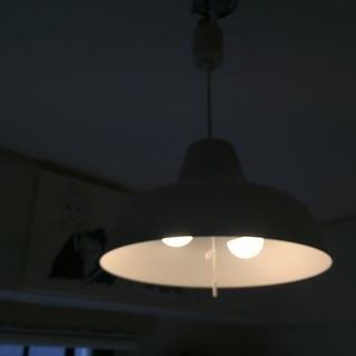 無印良品の天井照明 - 家電