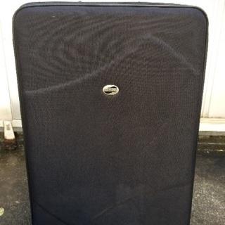 急募!差し上げます*大きな黒のスーツケース♪0円