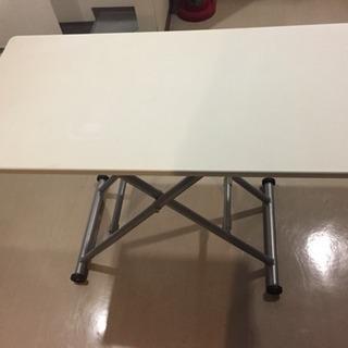 【超便利】無段階ガス圧式テーブル