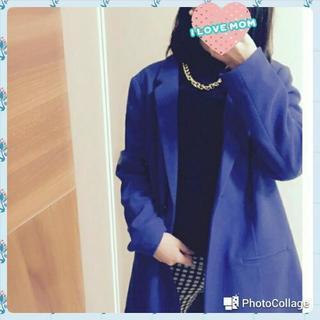 OLD NAVY ロイヤルブルーのコート