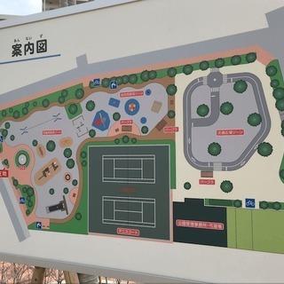 東品川公園庭球場でソフトテニス朝練 募集