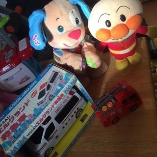 おもちゃ アンパンマン 消防車など