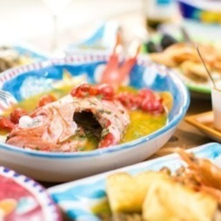 ✨世田谷人気シェフに習うイタリ料理を自分で作ったお皿で食べる会✨