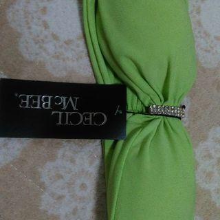 セシルマクビー*黄緑