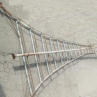 値下げ  植木用 剪定用 はしご 脚立 18尺前後 約5m