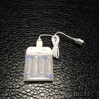 【値下げ】.【一度使用】オズマ スマートフォン用 乾電池モバイル...