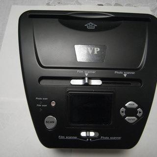 SVP PS9700 フイルム写真/ネガフィイルム/スライドスキャナー