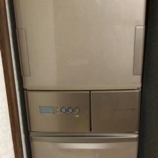 【値下げ】SHARP 冷蔵庫 365L どっちもドア ホット庫 自...