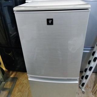 シャープ プラズマクラスター 冷蔵庫 140リットル 2013年モデル