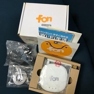 新品 ソフトバンク Wi-Fi fonルーター