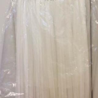 【新品未使用】tomorrowlandトゥモローランドチュールスカート