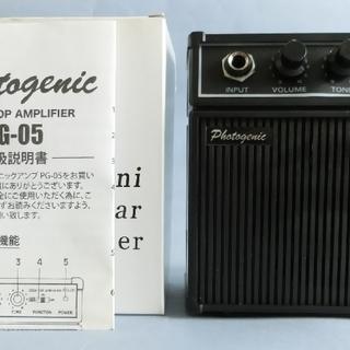 ミニギターアンプ  PG05 新品