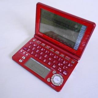 価格変更しました。CASIO電子辞書 XD-SF6200