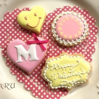ライファ鵠沼/バレンタインデーアイシングクッキーレッスン