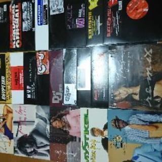 2000年~2004年頃のR&B,HIPHOPレコード
