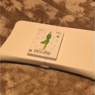 Wii Fit ☆バランスボード