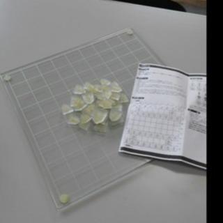 将棋セット ガラス製