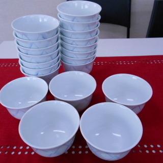 プラスチック製  お茶カップ  20個セット