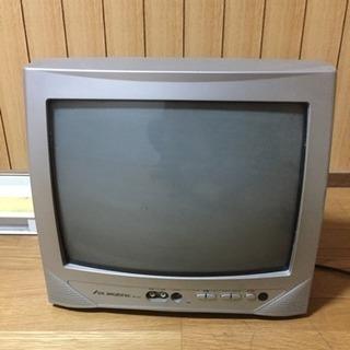 ジャンク 14型カラーテレビ