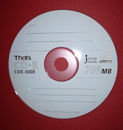 太陽誘電 That's 日本製CD-R デ...