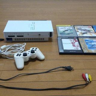 PlayStation2(PS2)本体 HDD搭載モデル(PCS...