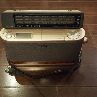 Sony FMラジオ