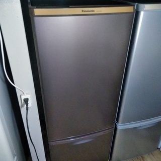 パナソニック 168リットル冷蔵庫 2016年モデル NR-B178W
