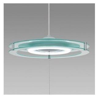 ⭐︎新品⭐︎ NEC ガラス調 ペンダントライト LED照明