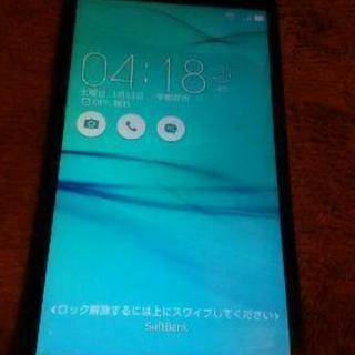 【商談中】美品! ASUS ZenFone Goの画像