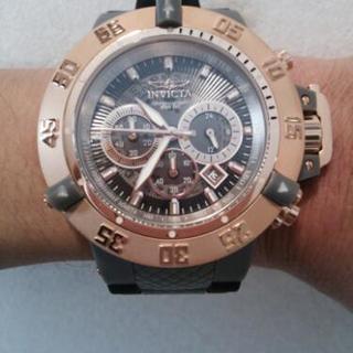 値下げしました♪インヴィクタ腕時計  0932  定価1950$...