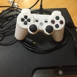 PS3本体 ソフト付 PSのソフトも遊べます