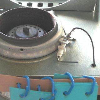 A2 石油ファンヒーター 12畳 整備済み 代引き 美品 TOYOTOMI トヨトミ LC-327 -4 − 愛知県