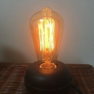 レトロインテリアルームランプ 昭和レトロ 間接照明