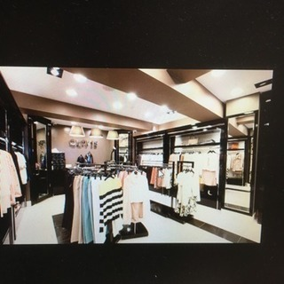 韓国有名ブランドアパレル販売者 募集 - 京都市