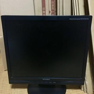 三菱 パソコン モニター