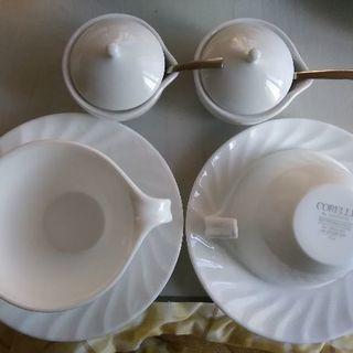 CORELLE コーヒーカップ2客セット