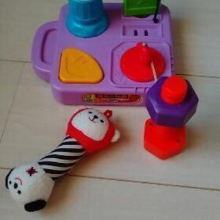 知育玩具セット 中古品 売ります