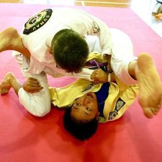 ブラジリアン柔術やってみませんか!
