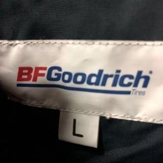 BFGOODrich☆Lサイズ☆非売品☆裏起毛☆バイクに☆釣りに...