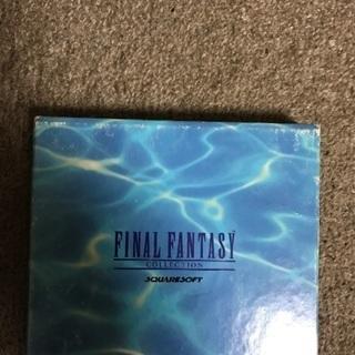 PS版 ファイナルファンタジー コレクション