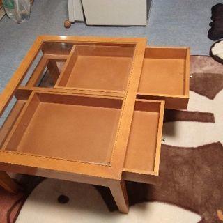 コレクションテーブル - 家具