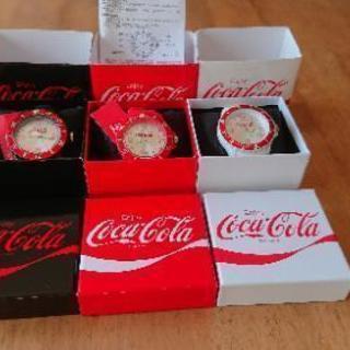 コカコーラ腕時計