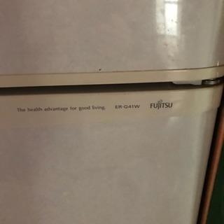 最近まで使っていた冷蔵庫