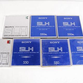 SONY オープンリールテープ SLH 550BL 550 SL...