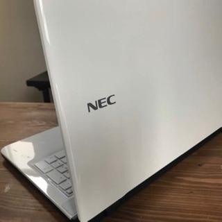美品 NEC LaVie ノートパソコン
