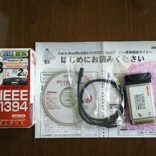 IEEE1394PCカード
