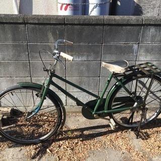昭和レトロ 希少自転車 NOGUCHI YUHI BICYCLE