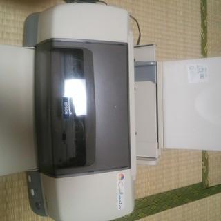 《無料》EPSON インクジェットプリンタ PM-880C