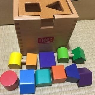 木製ブロックパズル