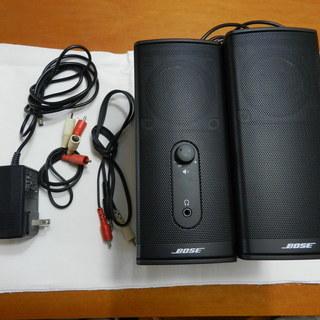 Bose スピーカー Companion 2 series II
